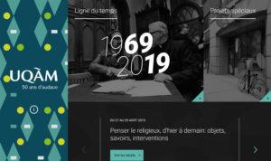 50 ans de l'UQAM